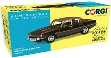 New Corgi Vanguards 1:43rd Scale Rover P6 3500 VIP Diecast Model.