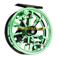 Fly Reel Left/Right Hand 2+1BB  Aluminum Fishing Gears Trout Salmon 8Lb Max Drag