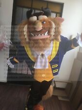 New Beast Mascot Costume Halloween cosplay Fancy Dress Adult Size