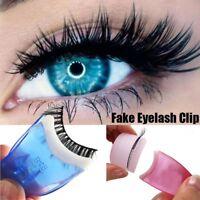 False Eyelash Applicator Fake Eye Lashes Tool Clip Tweezer Cosmetic Makeup Tool