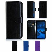 Wallet PU Leather Case Cover For Samsung Galaxy S10 / S10e /S10 Plus/S9/S8