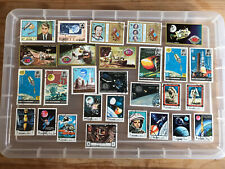 Thematic Stamps Space