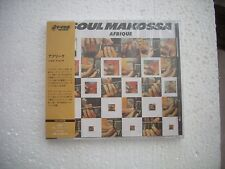 AFRIQUE  / SOUL MAKOSSA  -  JAPAN CD