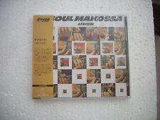 AFRIQUE  / SOUL MAKOSSA  -  JAPAN CD