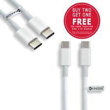 USB-USB C A-C Cavo, kinggs 3.3ft/1m USB 3.1 Type-C Cavo Per Apple MacBook Pro