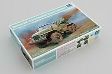Trumpeter 01028 1/35 Russian Bm-21 Grad Multiple Rocket Launcher