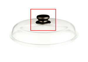 Deckelknopf für Glasdeckel passend für alle Größen: Ø 16-32 cm, rund oder eckig
