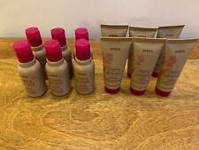 300ml Aveda Cherry Softening Almond Shampoo & 240ml Conditioner Floral Natural