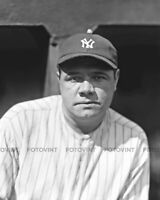 BABE RUTH Photo Picture NEW YORK YANKEES 1924 NY Vintage Baseball Print 16x20