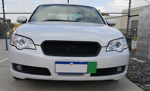 FRONT GRILL FOR SUBARU LIBERTY 3.0R MY04-06 & Outback MY04-06