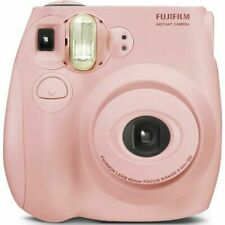 Fujifilm Instax Mini 7s Lavender Camera Bonus Film Pack