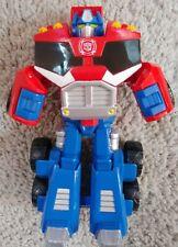 "Transformers Playskool Heroes Rescue Bots Autobot Optimus Prime 5"" Action Figure"