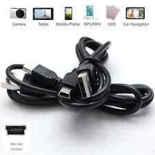 Alta calidad Nokia 3500 5300 6120 E51 E62 E90 N76 N91 N95 Mini USB Cable de datos