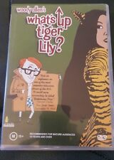 What's Up Tiger Lily? (DVD, 2005)