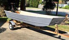 "2004 Crestliner CR1232 11'6"" Aluminum Boat & Trailer - Florida"
