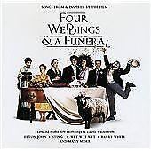 Soundtrack - Four Weddings and a Funeral [Vertigo] (Original , 2002)