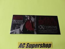 Chris Brown exclusive the forever edition - CD DVD - CD Compact Disc