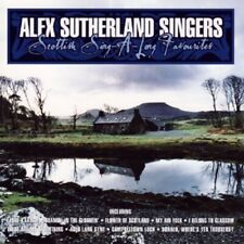 Alex SUTHERLAND SINGERS / Scottish Sing-A-Long Favourites / (1 CD) / Neuf