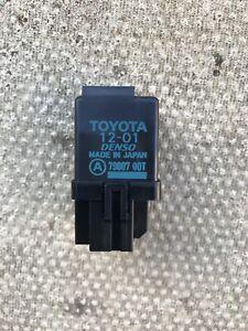 Genuine Toyota Supra JZA80 1993-96 Turn Signal Flasher Relay 81980-12070
