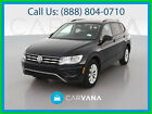 2018 Volkswagen Tiguan 2.0T S Sport Utility 4D Daytime Running Lights Backup Camera Dual Air Bags Bluetooth Wireless Stability