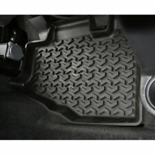 Jeep Wrangler Tj Lj 97-06 Rear Floor Liner Pair Black  X 12950.10