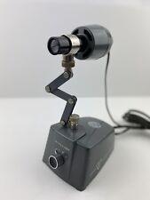 Vintage Bausch Amp Lomb 31 33 53 Microscope Illuminator Lamp Light Nasa Science