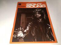 Sight And Sound Vintage Cinema Movie Magazine Winter 1977-78 Alphaville Godard