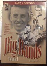 SOUNDIES Big Bands V1 1940s DVD Stan Kenton LARRY CLINTON Les Brown JUNE CHRISTY