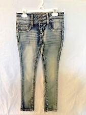 NWT Girls 7-16 Mudd® Triple Stack Jegging Denim Jeans Size 7 MSRP $38