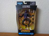 Marvel Legends Black Panther Vibranium Infinity War Wave 2  - No M'Baku BAF