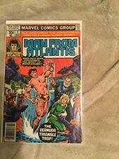 Man from Atlantis #2 - Marvel
