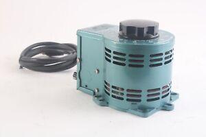 Staco 3PN1010 Variable Autotransformer 120/140V 50/60Hz 10Amps
