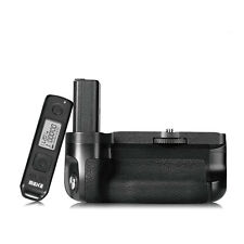 Meike Pro Battery Grip Holder 2.4G Wireless Remote For Sony A6500 NEX Camera