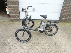 Flyer E-Bike Dreirad für Erwachsene