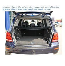 Trunk Rear Cargo Net For Subaru Impreza 2010-2016 Car Envelope Storage Black