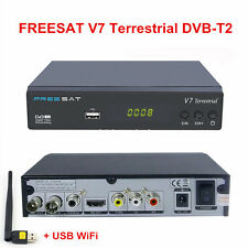 DVB-T2 Terrestrial Full HD 1080P Receiver Digital Tv Converter Box 3G USB Adapte