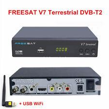 DVB-T2 Terrestrial Full HD 1080P Receiver Digital Tv Converter Box 3G USB Adapte