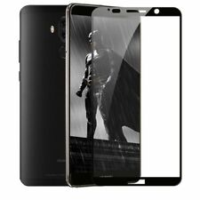3D Premium 0,3 mm Bent H9 Tempered Glass Black Foil for Huawei Mate 10 pro New