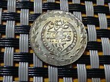 AUTHENTIC OTTOMAN SILVER COIN 10 PARA 1223/31 AH SULTAN MAHMUD II 1808-1809 AD.