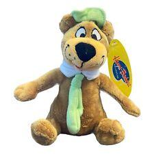 "Yogi Bear Plush Hanna-Barbera Collection 7"" Green Tie and Hat NWT"