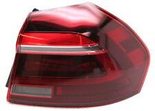 OEM Volkswagen Passat Sedan Outer Right LED Tail Lamp 561945208C - Lens Cracked