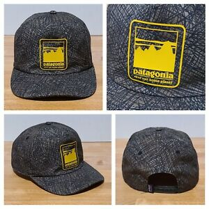 "Patagonia Funfarer Hat  ""Alpine Icon"" Sage Khaki, OSFM Adult"