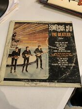 The Beatles   'Something New' LP