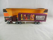 Corgi Superhaulers 3400H Hershey's Milk Chocolate Sleeper Truck & Trailer