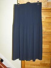 Extravaganter Betty Barclay Plissee maxi Rock Kleid leicht luftig Gr.44  46  XL