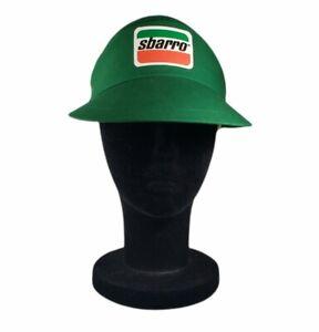 Vintage Sbarro Employee Visor Fast Food Collectible Hat Cap Unisex Adjustable