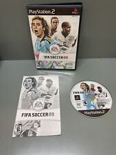 FIFA Soccer 09 PS2 Video Games