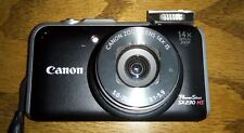 For Parts or Repair: 2x Canon PowerShot SX230 HS  and 1x Canon 870 IS