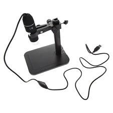 8LED 1000 X 2MP USB Digital Microscope Handheld Endoscope Magnifier Stand NEW*
