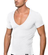 Unifarbene Kurzarm Herren-Shirts keine Mehrstückpackung